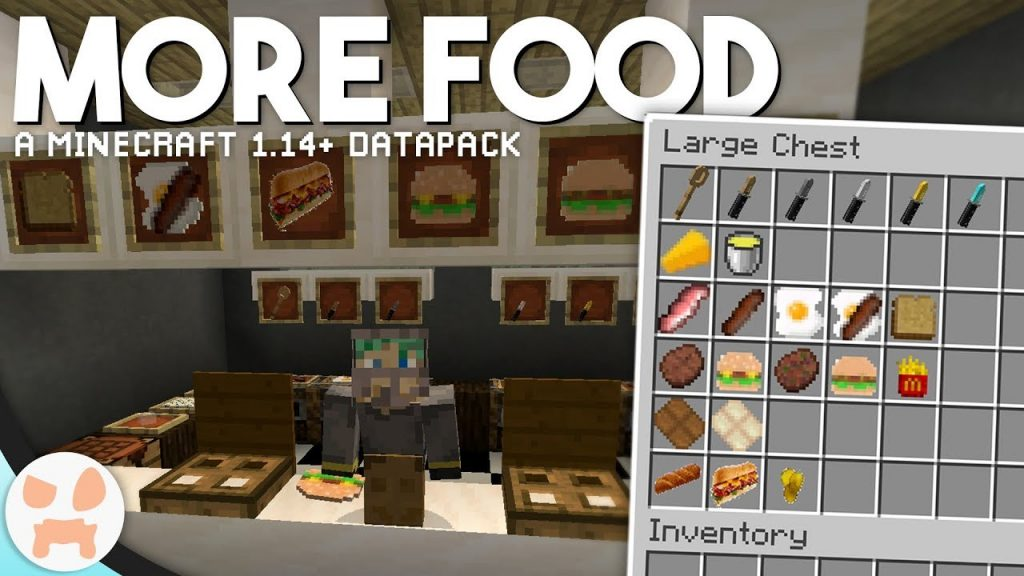 Lots More Food Addon