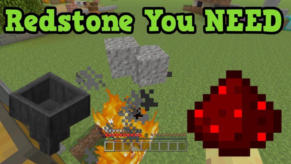 10 Simple Redstone Mechanics Map