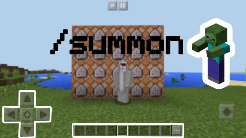 Better Summon Command Mod