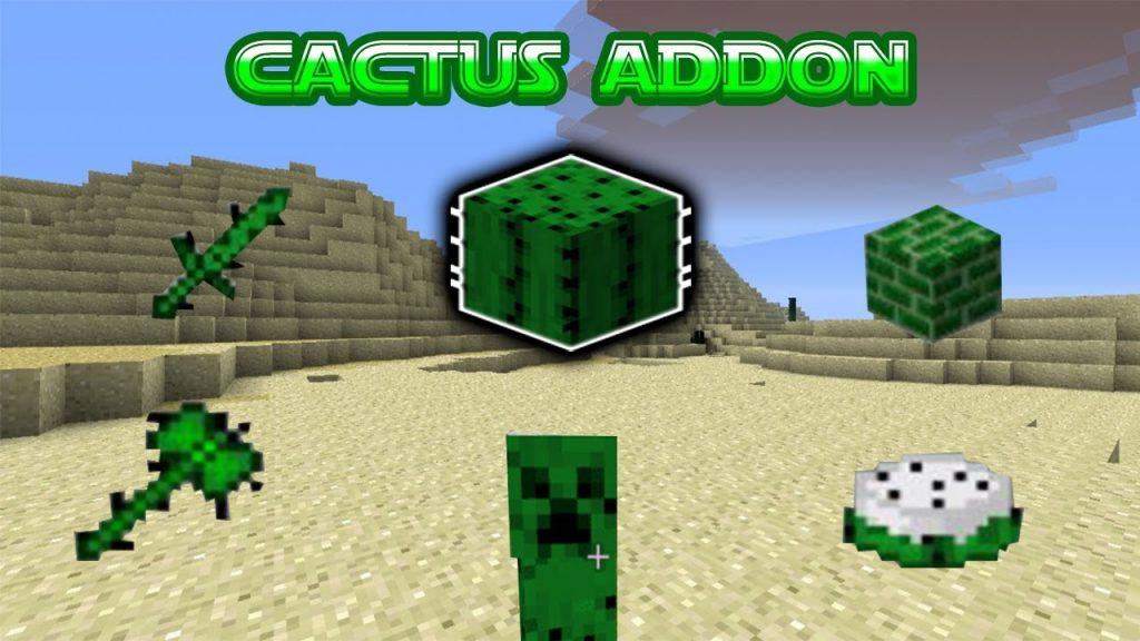 Cactus Addon