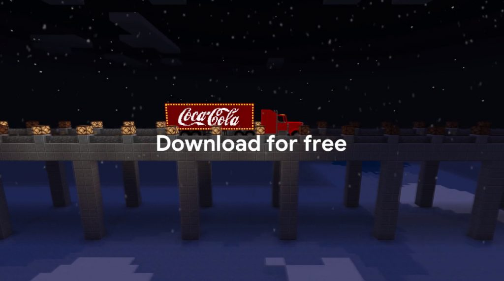Coca-Cola Truck Addon
