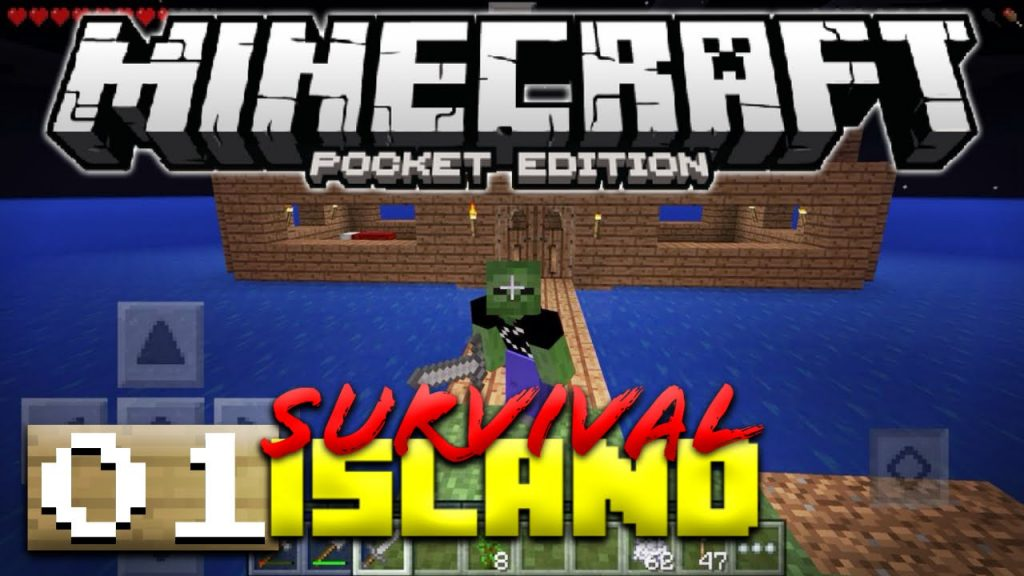 The Original Survival Island Series Map