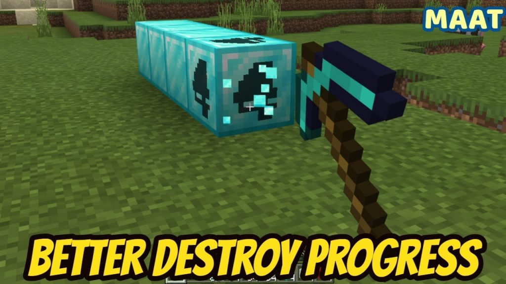 Better Destroy Progress Texture Pack