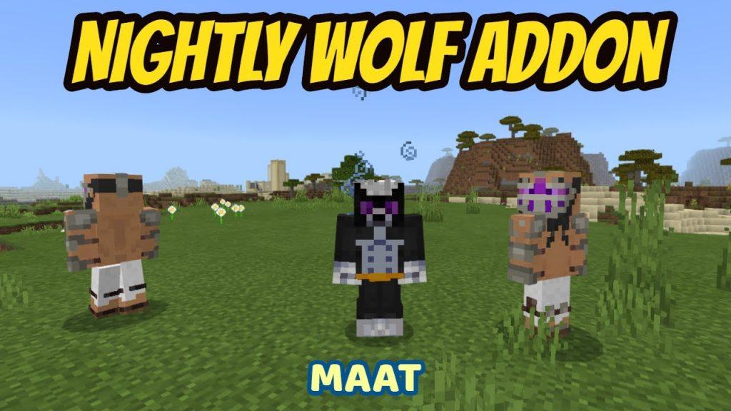 Nightly Wolf Addon
