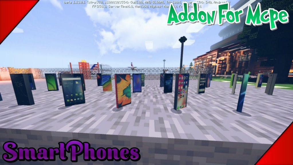 Smartphones Addon