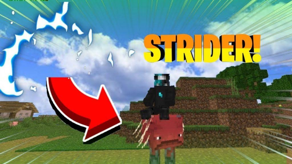 Strider Addon