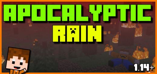 Apocalyptic Rain Mod