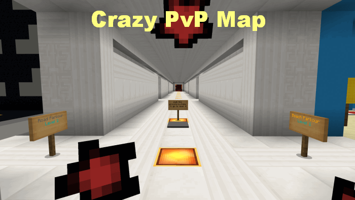 Crazy PvP Map