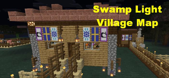 Swamp Light Village Map