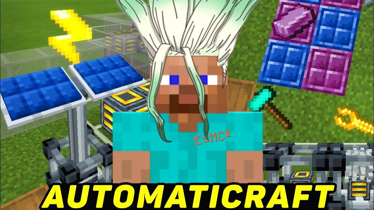 Automaticraft Addon