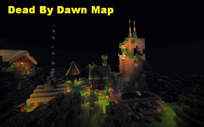 Dead By Dawn Map