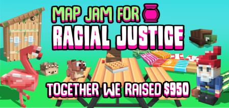 Jam for Racial Justice Map