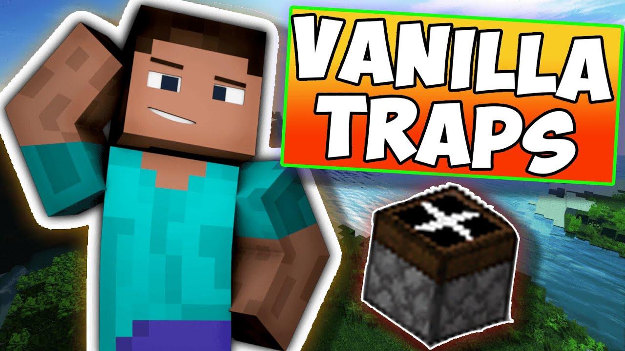 Vanilla Traps Addon