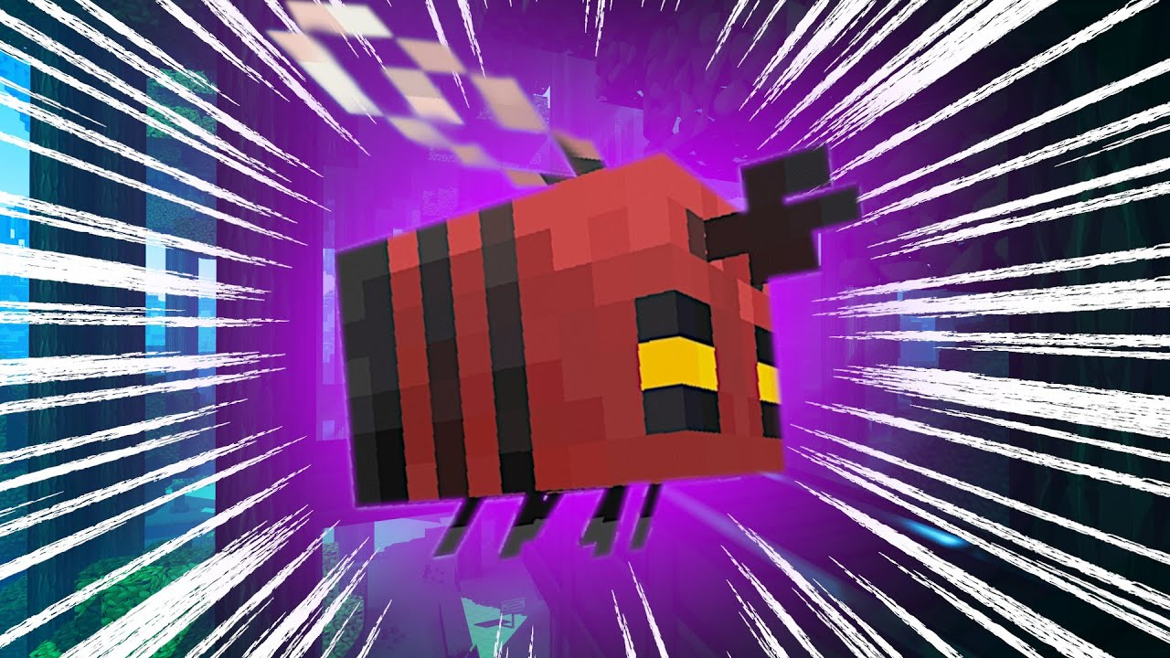 Nether Bees Addon