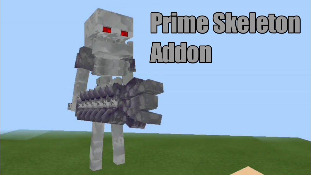 Prime Skeleton Addon