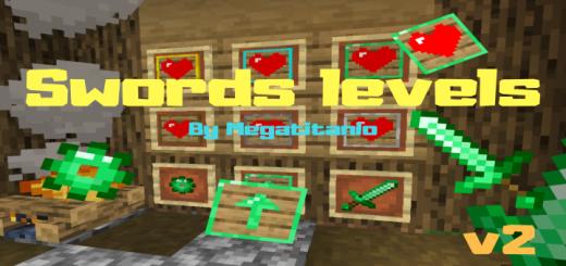 Swords Levels Addon