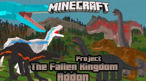 The Fallen Kingdom Project Addon