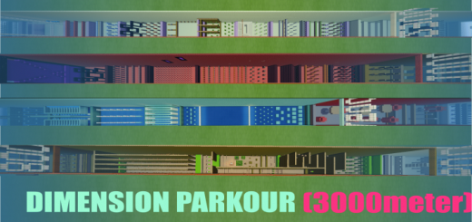 Dimension Parkour Map