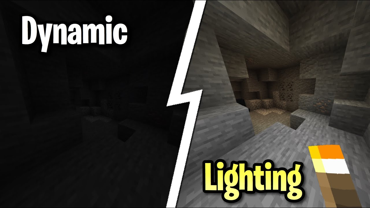 Dynamic Lighting Mod