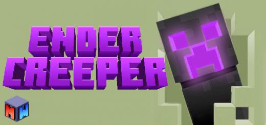 Ender Creeper Mod