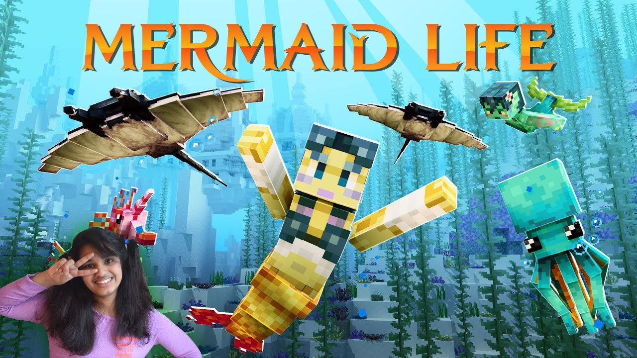 Mermaids Addon