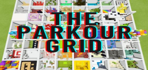 Minecraft Grid Map