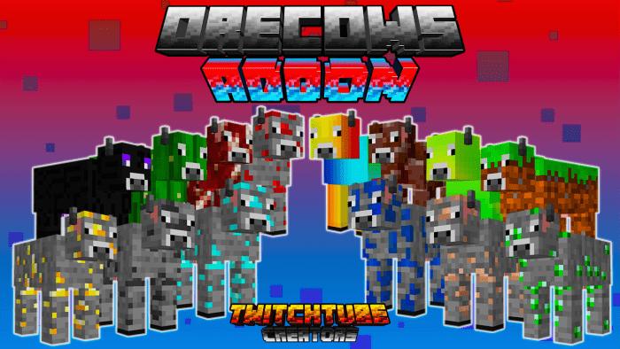 OreCows Mod