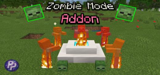 Zombie Mode Mod