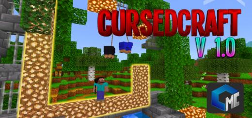 CursedCraft Map
