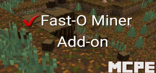 Fast-O Miner Mod