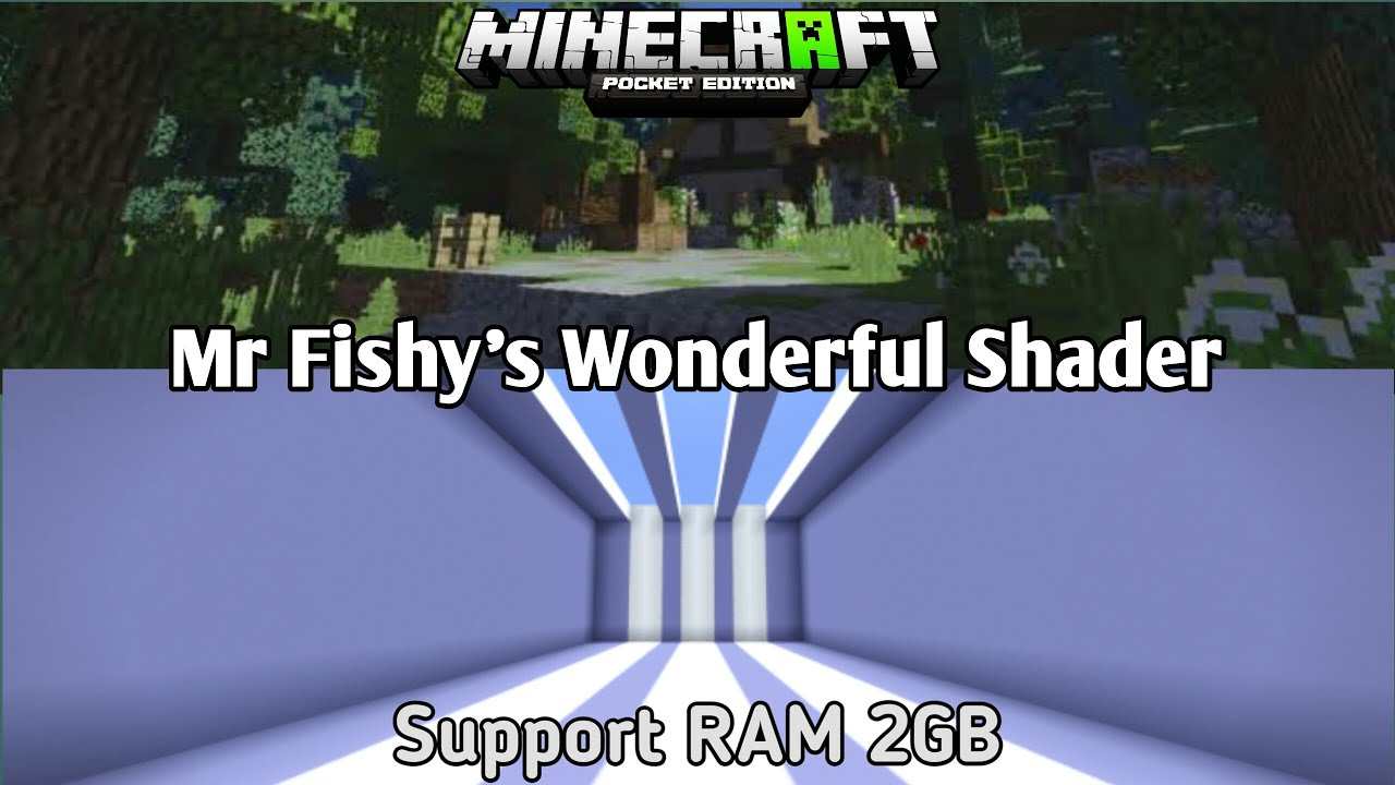 Fishy's Wonderful Shader