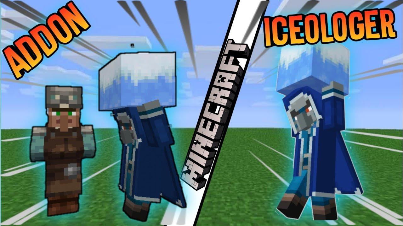 Iceologer Addon