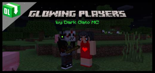Glowing Players Mod