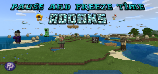 Pause & Freeze Time Mod