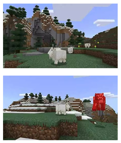 Download Minecraft PE 1.17 for Android-MCPE Caves & Cliffs Update Release