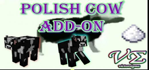 Polish Cow Addon
