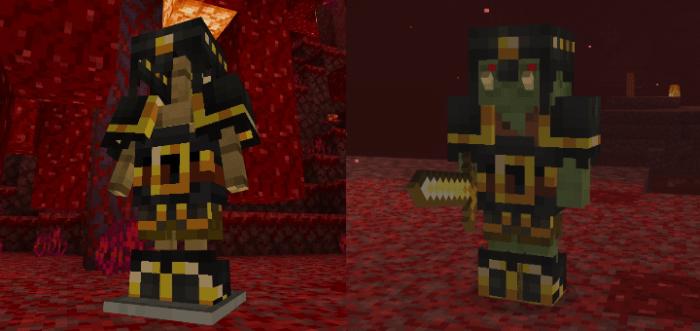 Nether Orcs Mod