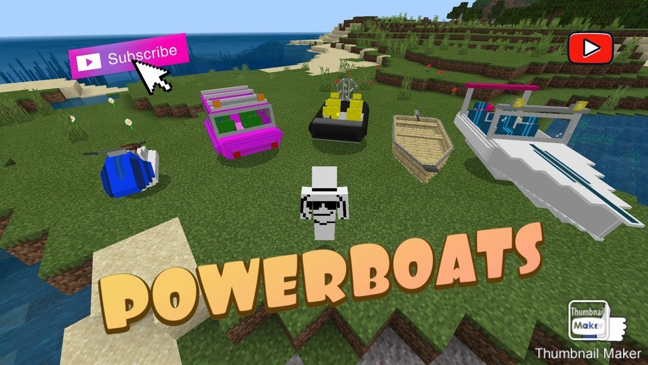 Powerboats Addon