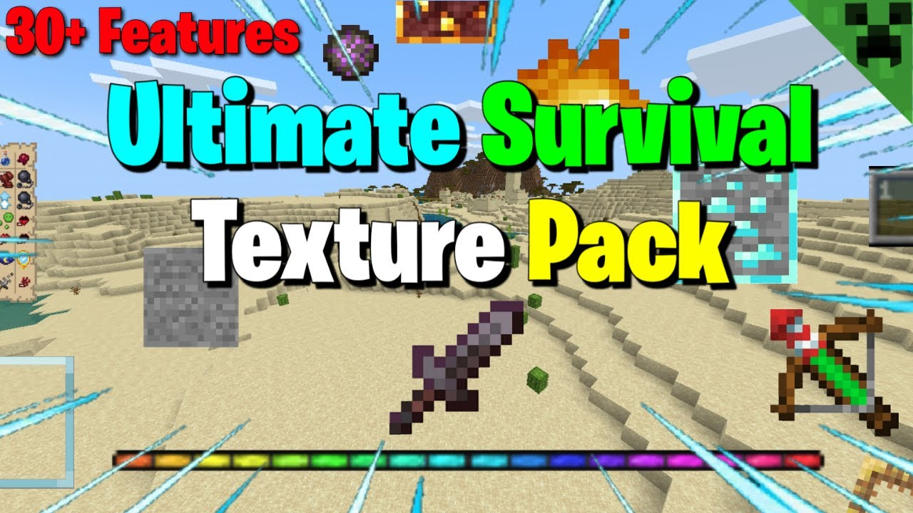 Ultimate Survival Texture Pack