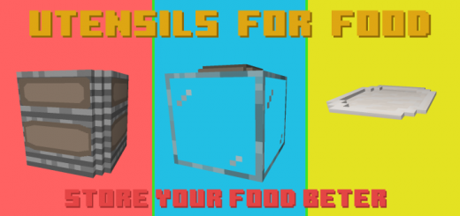 Utensils for Food Addon