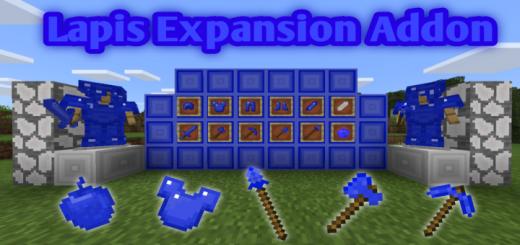 Lapis Expansion Mod