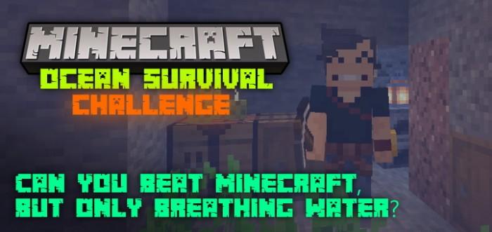 Ocean Survival Challenge Mod