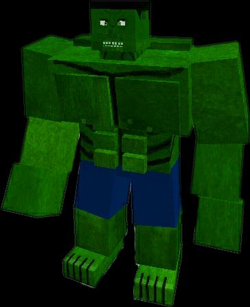 Hulk Addon