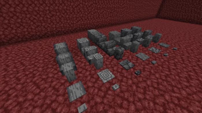 Basalt Blocks Addon