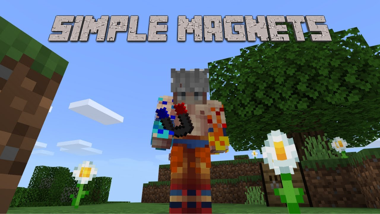 Simple Magnets Addon