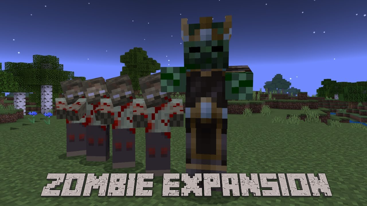 Zombie Expansion Addon