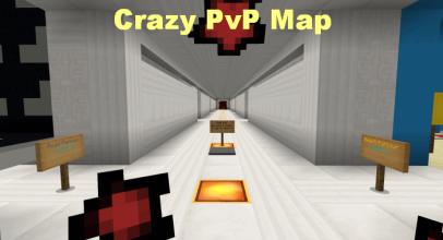 Crazy PvP Map