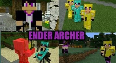 Ender Archer Friend Addon